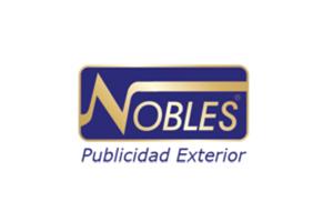 NOBLES Publicidad Exterior